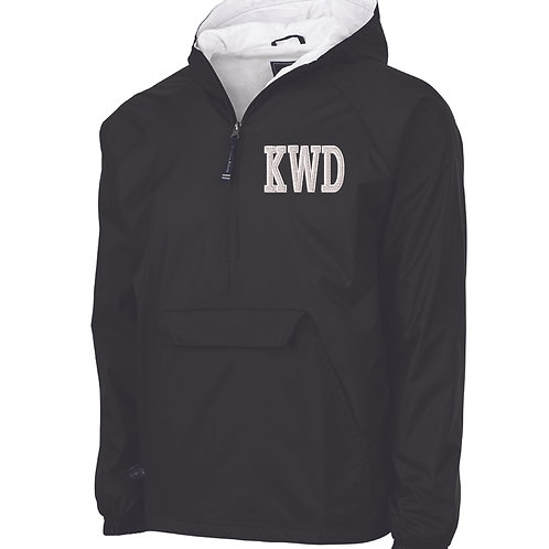 Kirkwood Black Classic Lined Pullover