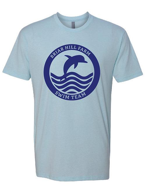 BHF Ice Blue Tee Shirt