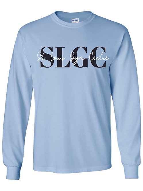SLGC Light Blue Long Sleeve Tee