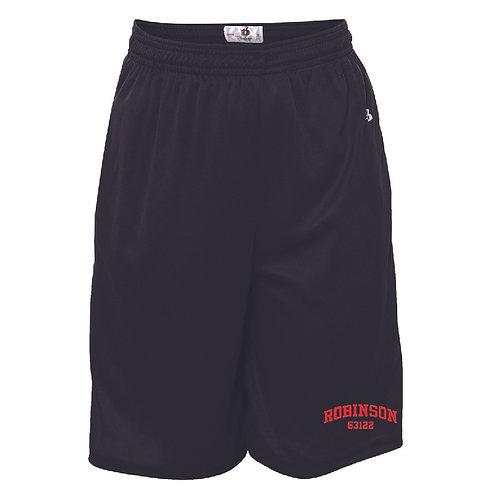 Robinson Black Boys Shorts
