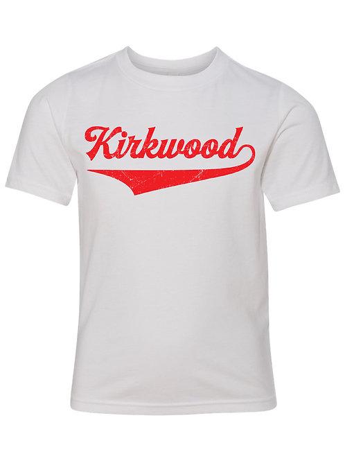 KIRKWOOD WHITE Next Level - CVC Short Sleeve Crew