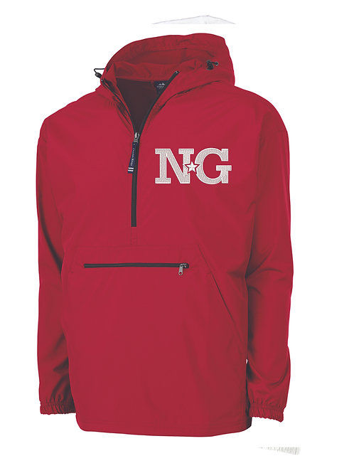 NG Red Classic Pullover