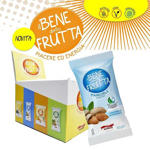 Il Bene della Frutta Mandorle 30 gr - Confezione: 5 pz