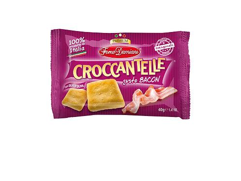 Croccantelle bacon - Confezione 5 pz