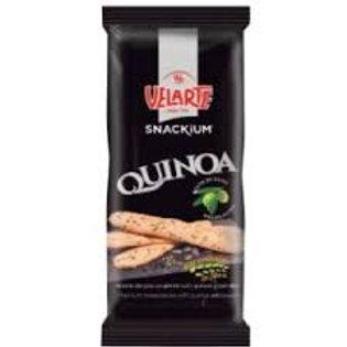 Velarte Snackium Quinoa 42 gr - Confezione da 5 pz