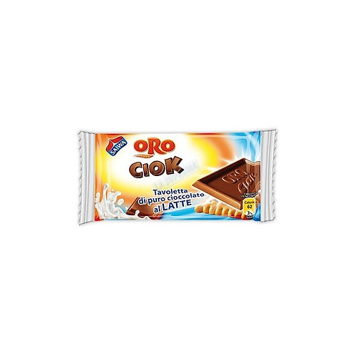 Oro Ciok latte- Confezione 5 pz