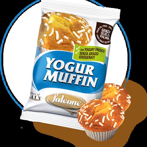Muffin Falcone yogurt  - Confezione 5 pz