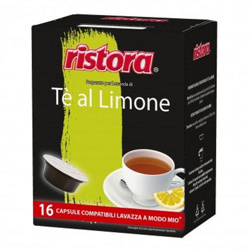 Thè al limone Ristora A Modo Mio - 16 Capsule