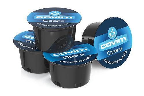 Espresso Decaffeinato Covim - 100 Capsule