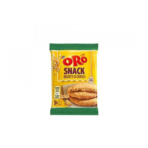 Oro Snack cereali - Confezione 5 pz