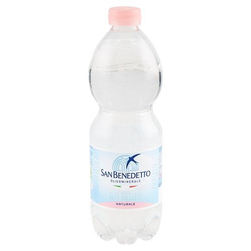 Acqua primavera naturale 0.5 L. - Confezione 24 pz