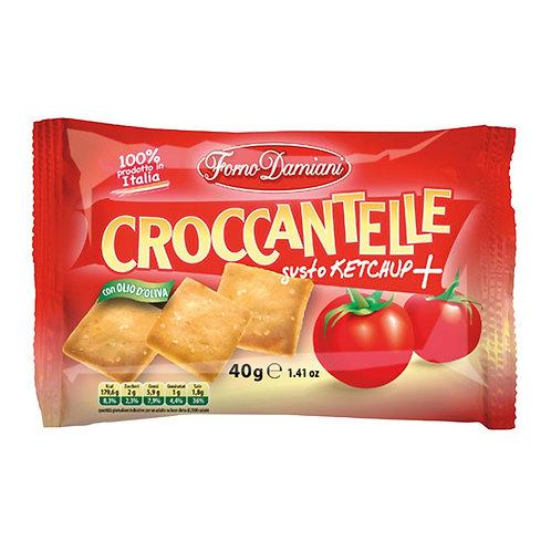 Croccantelle ketchup - Confezione 5 pz