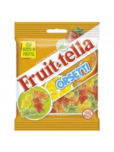 Fruittella Orsetti 90 gr - Confezione 1 pz