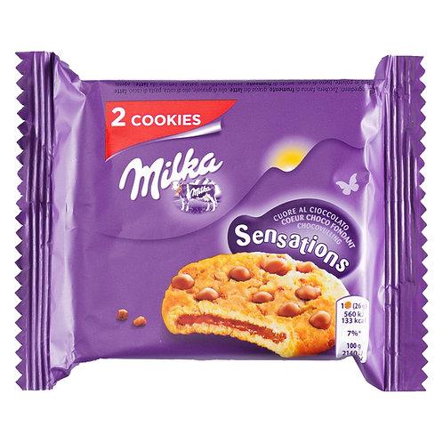 Cookies sensation Milka - Confezione 5 pz