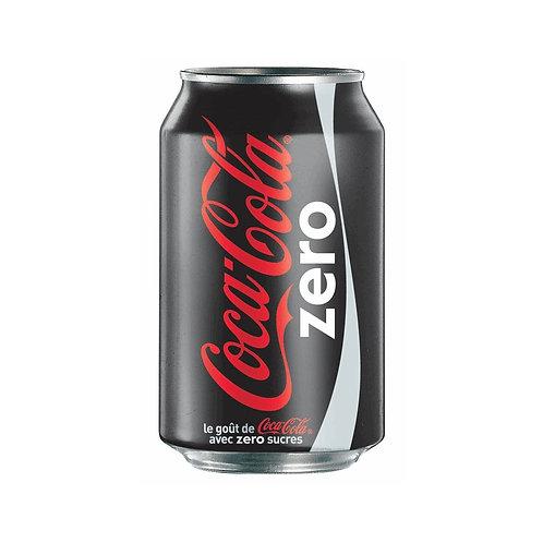 Coca cola zero - Confezione 5 pz