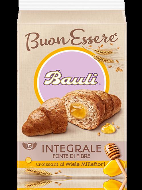 Croissant Integrale al Miele 50 gr - Confezione 5 pz