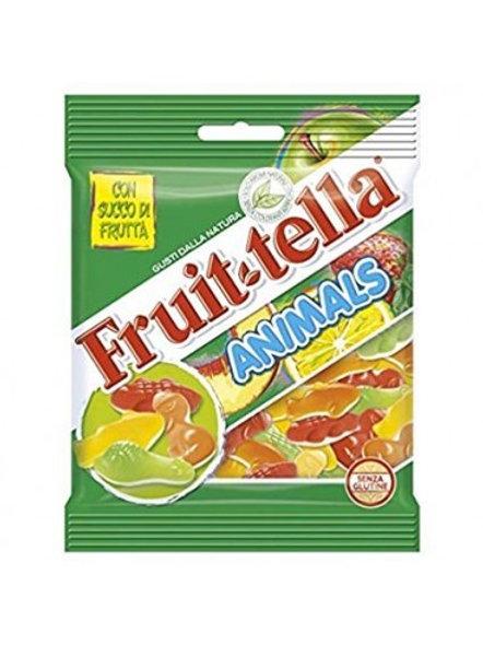 Fruittella Animals 90 gr - Confezione 1 pz