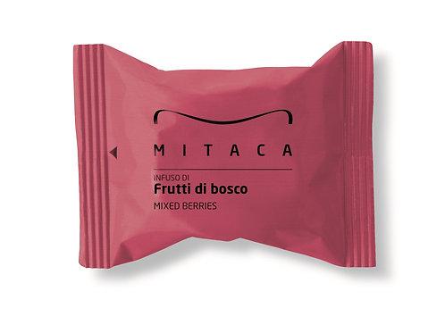 Tè infuso frutti di bosco Mitaca Mps - 16 capsule