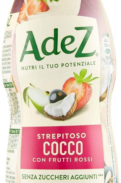 Adez Cocco con frutti rossi 250 ml - Confezione da 5 pz
