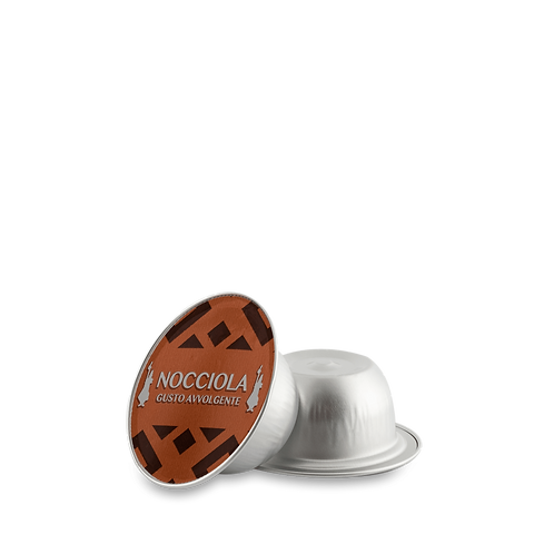 Espresso Gusto Avvolgente Nocciola Bialetti - 12 Capsule