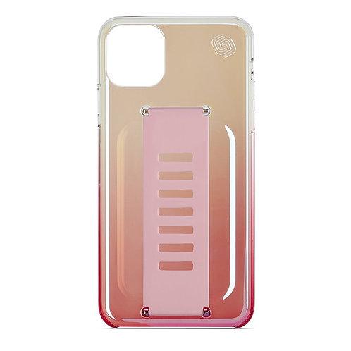 Grip2u iPhone 11 Pro / SLIM - Iridescent Flamingo