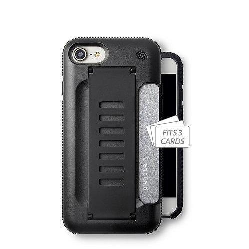 Grip2ü iPhone SE(第2世代), 8, 7 / BOSS - Charcoal