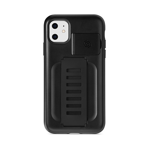 Grip2u iPhone 11 / BOOST Kickstand - Charcoal