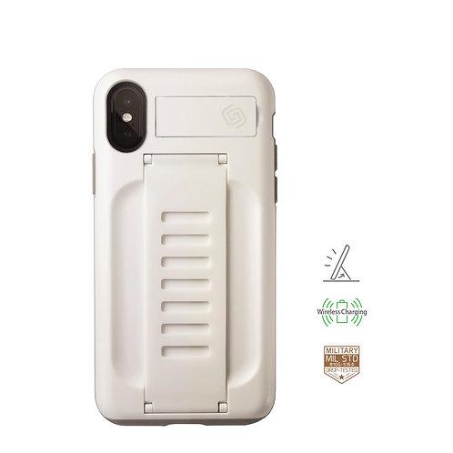 Grip2u iPhone X, Xs / BOOST Kickstand - Chalk