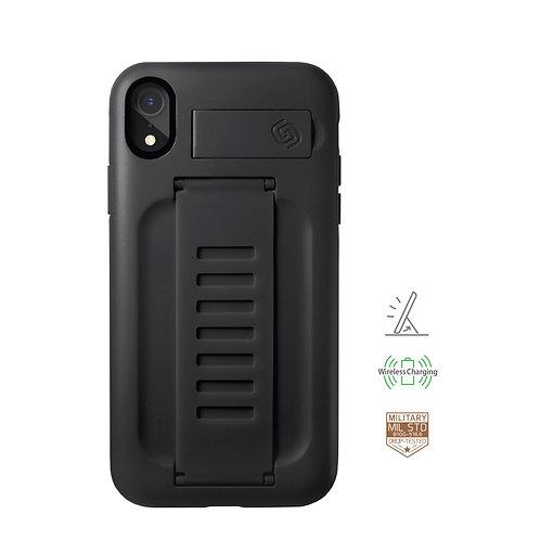 Grip2u iPhone Xr / BOOST Kickstand - Charcoal