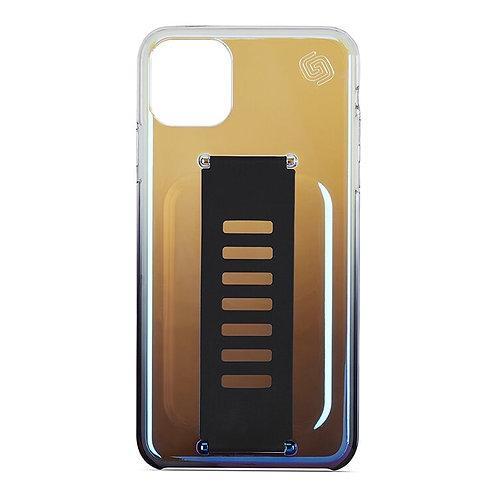 Grip2u iPhone 11 Pro Max / SLIM - Iridescent Indigo
