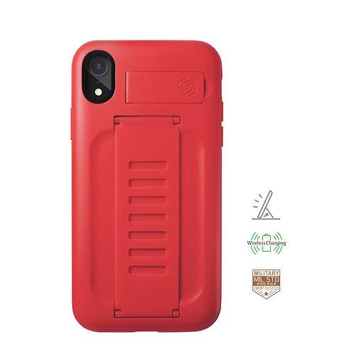 Grip2u iPhone Xr / BOOST Kickstand - Ruby