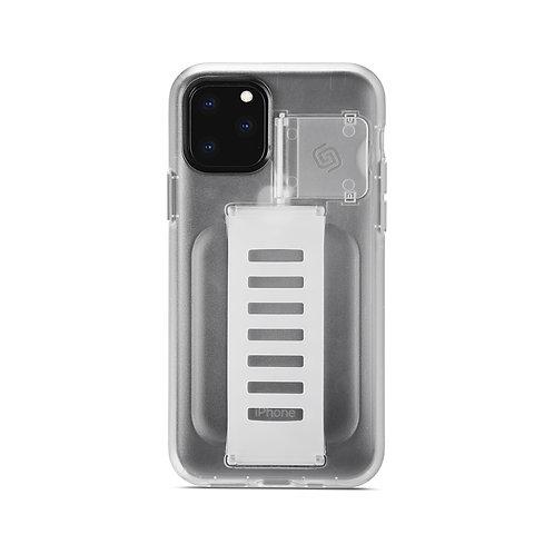 Grip2u iPhone 11 Pro / BOOST Kickstand - Clear