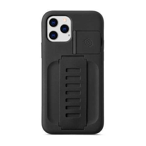 Grip2u iPhone 12, 12 Pro / BOOST Kickstand - Charcoal