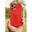 Thumbnail: Grip2u iPhone 12, 12 Pro / SILICONE - Red