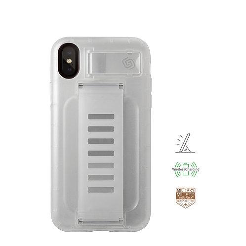 Grip2u iPhone Xs Max / BOOST Kickstand - Clear