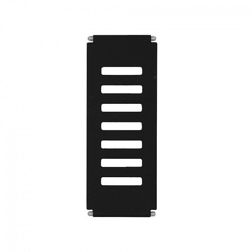 Grip2ü iPhone 11Pro Max / BOOST & SLIM Pin Cap Medium Band - Charcoal