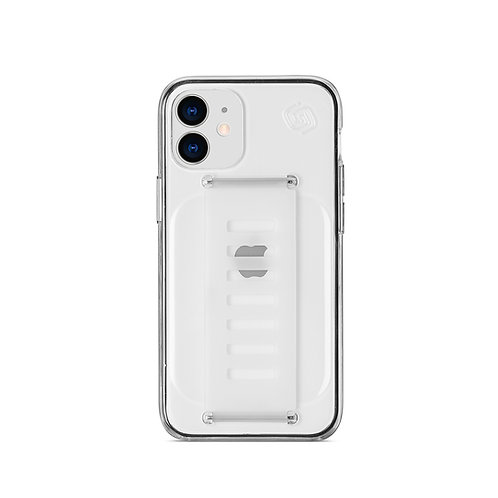 Grip2u iPhone 12 mini / SLIM - Clear