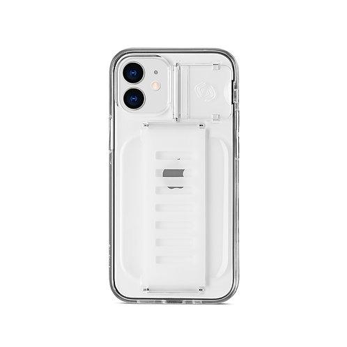 Grip2u iPhone 12 mini / BOOST Kickstand - Clear