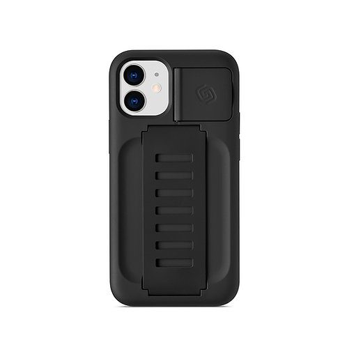 Grip2u iPhone 12 mini / BOOST Kickstand - Charcoal
