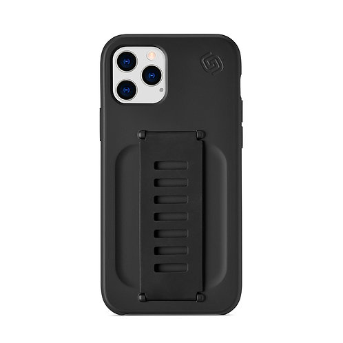Grip2u iPhone 12, 12 Pro / SLIM - Charcoal