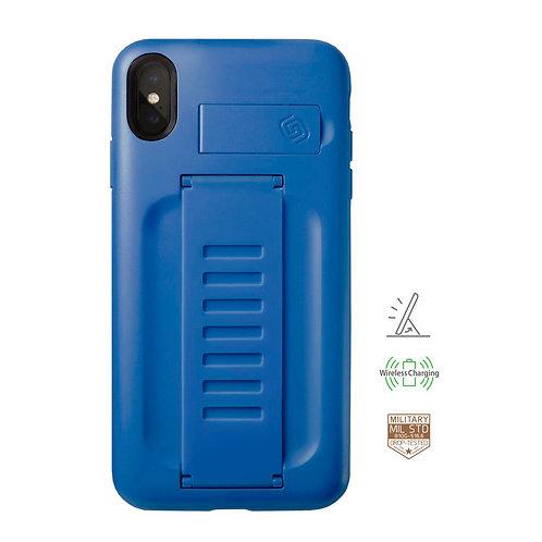Grip2u iPhone Xs Max / BOOST Kickstand - Rocket Blue