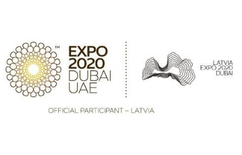 Expo2020 Latvia logo