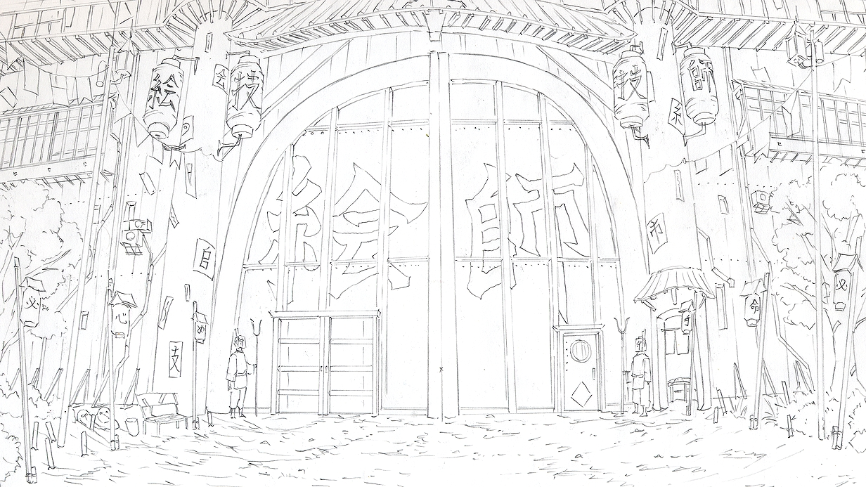 絵師の里 漫画(一)