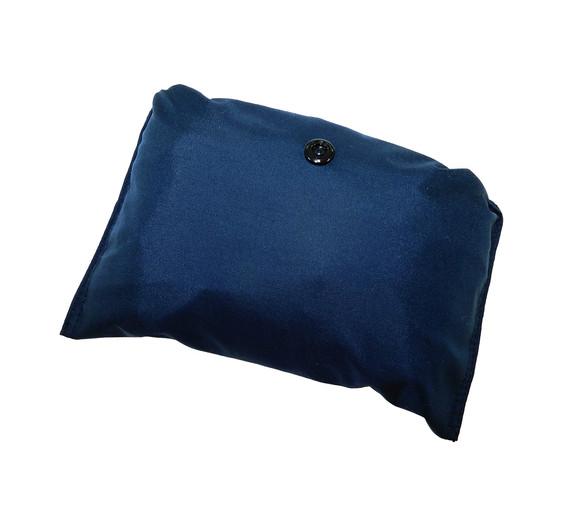 <小さく畳んでポケッタブルに。軽いので、使わないときもコンパクトに持ち歩けます。>