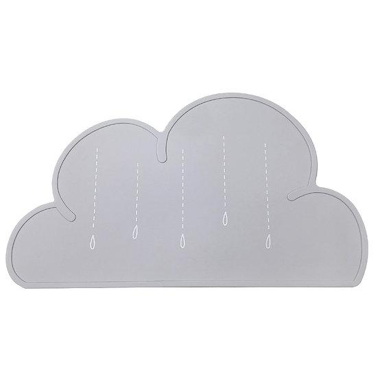 雲形シリコンマット