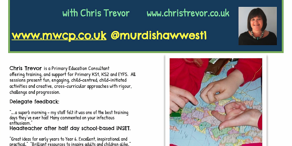 Primary Approaches to Geography with Chris Trevor