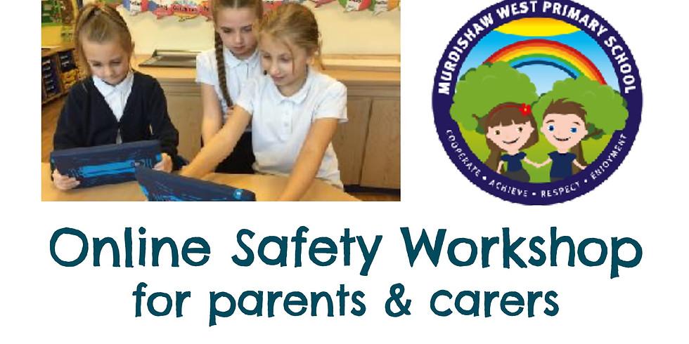 Online Safety Workshop for parents