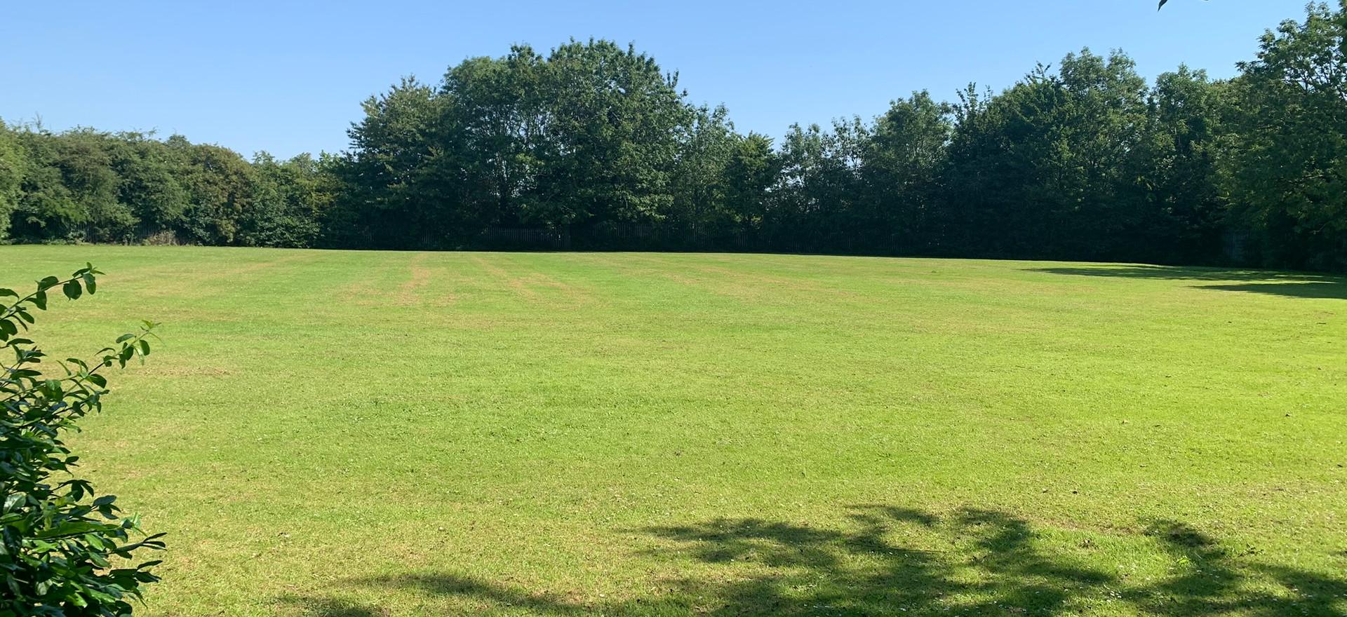 Our school field