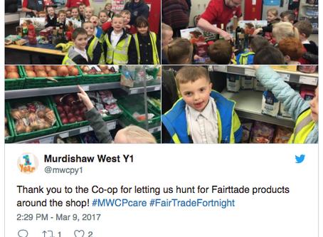Fairtrade Fortnight 10.3.17
