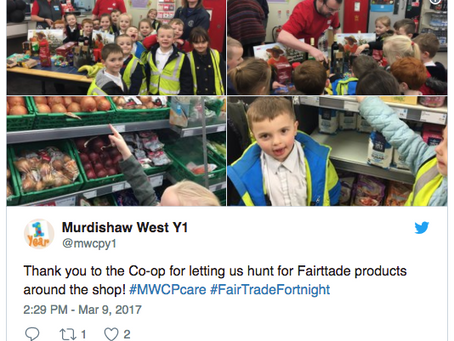 Fairtrade Fortnight 10.3.17